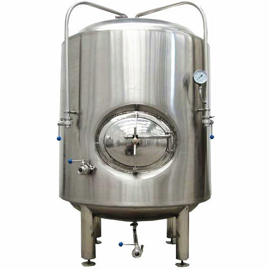 50L -5000L Capacity SUS304 Bright Beer Tank For Beer Fermenting Equipment supplier
