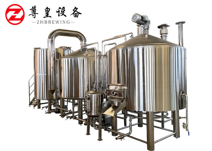 15BBL Commercial Beer Brewing Equipment Sus 304 Popular Micro Brewing Systems supplier
